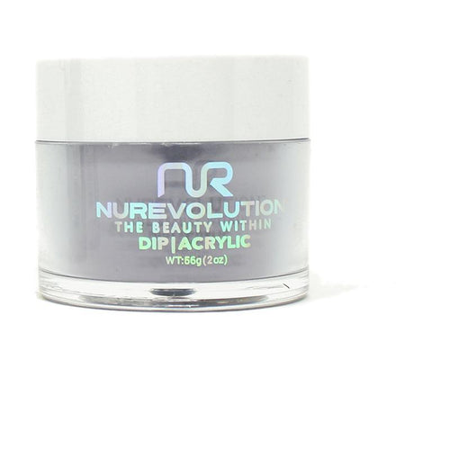 NuRevolution - Dip Powder - Royal Fall 2 oz - #128