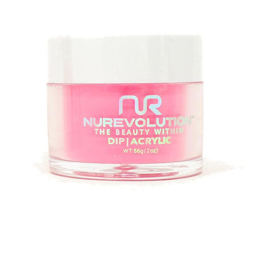 NuRevolution - Dip Powder - Single Ladies 2 oz - #31