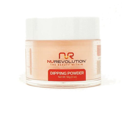 NuRevolution - Dip Powder - Soft Spoken 2 oz - #47