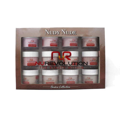 NuRevolution - Dip Powder - Special Edition Nudy Nude Collection