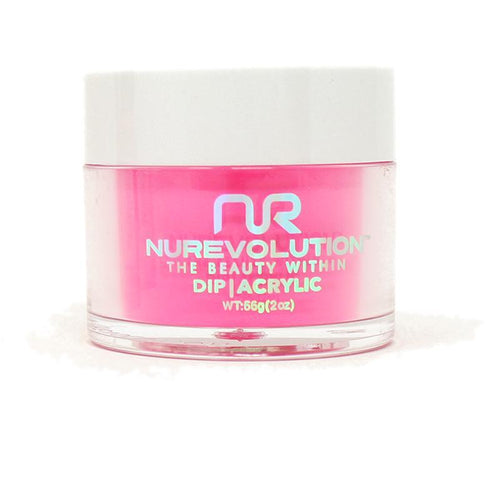 NuRevolution - Dip Powder - Hot Flash 2 oz - #95