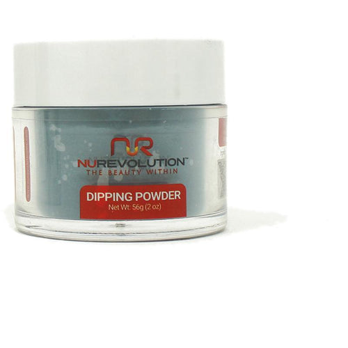 NuRevolution - Dip Powder - Stick and Stones 2 oz - #144