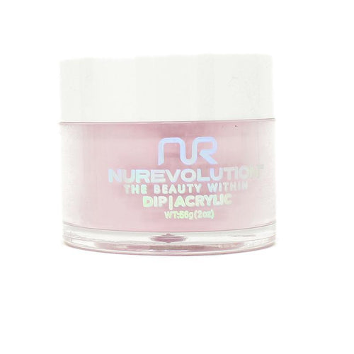 NuRevolution - Dip Powder - Sweetheart 2 oz - #13