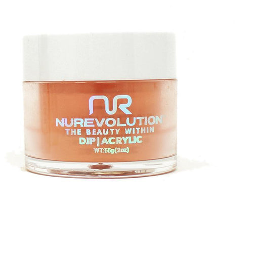 NuRevolution - Dip Powder - Thankful 2 oz - #122