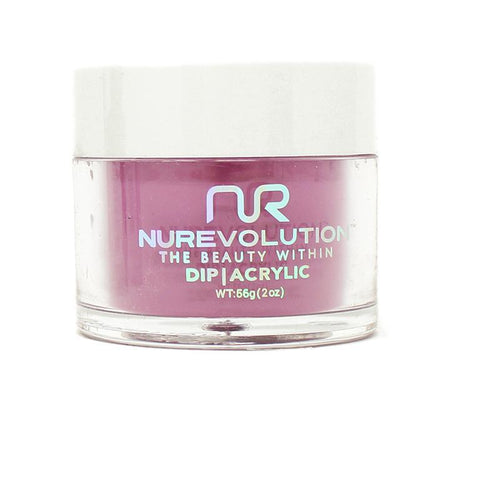 NuRevolution - Dip Powder - Wine Not? 2 oz - #20