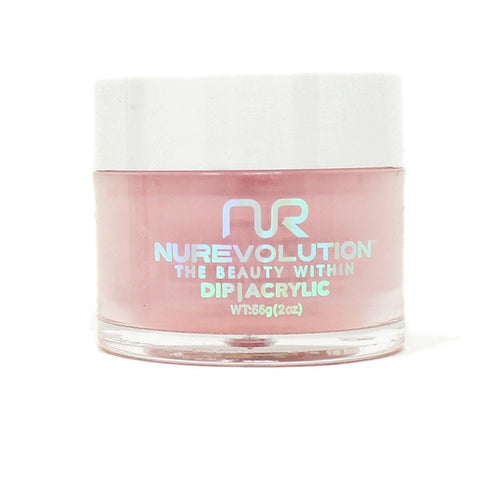 NuRevolution - Dip Powder - Yours Truly 2 oz - #63