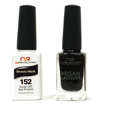 NuRevolution - Gel & Lacquer - Beauty Mark - #152