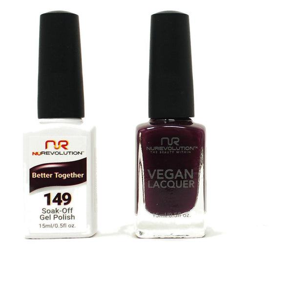 NuRevolution - Gel & Lacquer - Better Together - #149