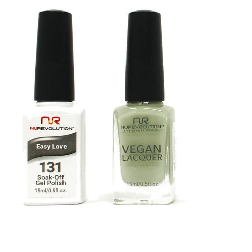 NuRevolution - Gel & Lacquer - Easy Love - #131