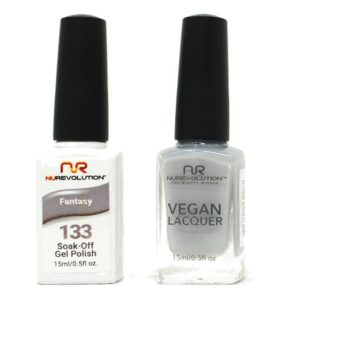 NuRevolution - Gel & Lacquer - Fantasy - #133