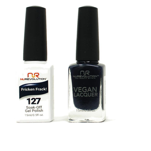 NuRevolution - Gel & Lacquer - Fricken Frack - #127