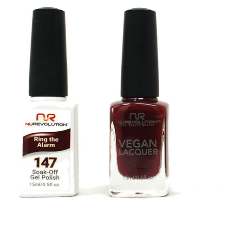 NuRevolution - Gel & Lacquer - Ring the Alarm - #147