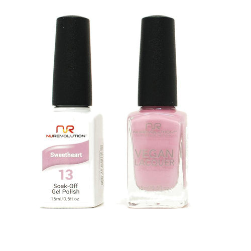 NuRevolution - Gel & Lacquer - Sweetheart - #13