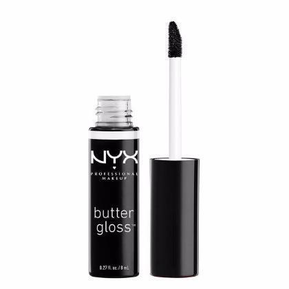 NYX Butter Gloss - Blackberry Pie - #BLG30