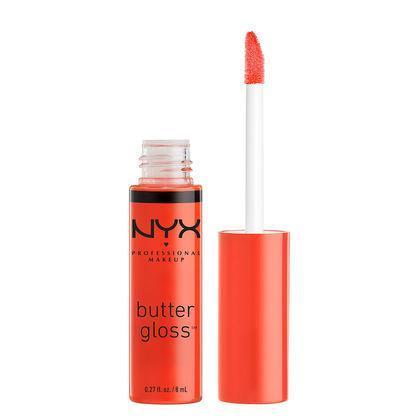 NYX Butter Gloss - Peach Cobbler - #BLG06