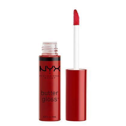 NYX Butter Gloss - Red Velvet - #BLG20