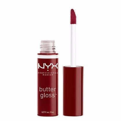 NYX Butter Gloss - Red Wine Truffle - #BLG27