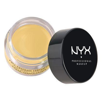 NYX Concealer Jar - Yellow - #CJ10