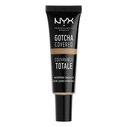 NYX Gotcha Covered Concealer - Tan - #GCC07