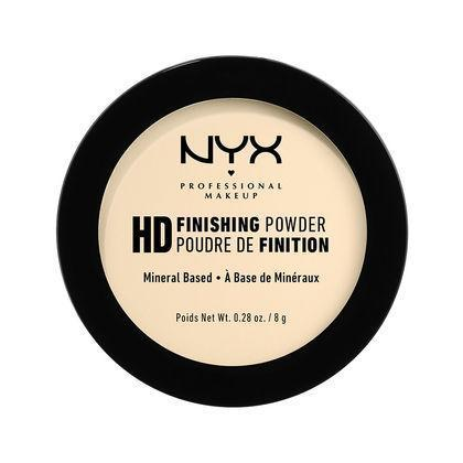 NYX HD Finishing Powder - Banana - #HDFP02