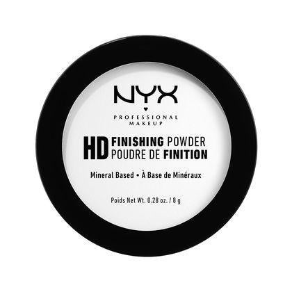 NYX HD Finishing Powder - Translucent - #HDFP01