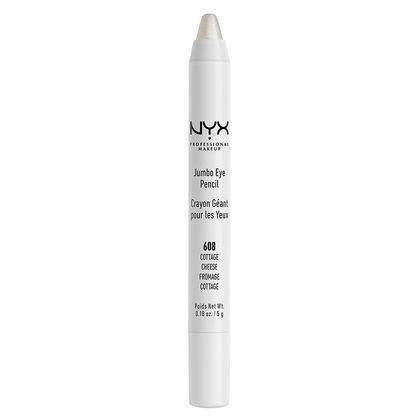 NYX Jumbo Eye Pencil - Cottage Cheese - #JEP608