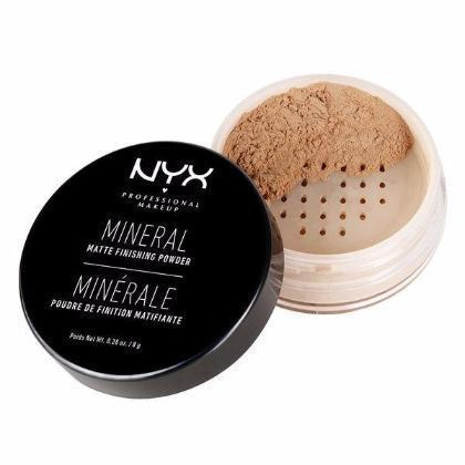 NYX Mineral Finishing Powder - Medium/Dark - #MFP02
