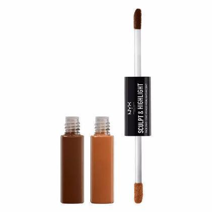 NYX Sculpt & Highlight Face Duo - Expresso / Honey - #SHFD06