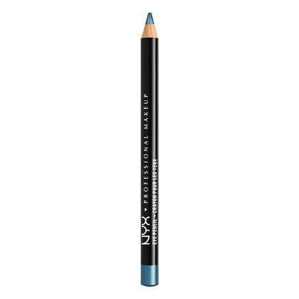 NYX Slim Eye Pencil - Satin Blue - #SPE910