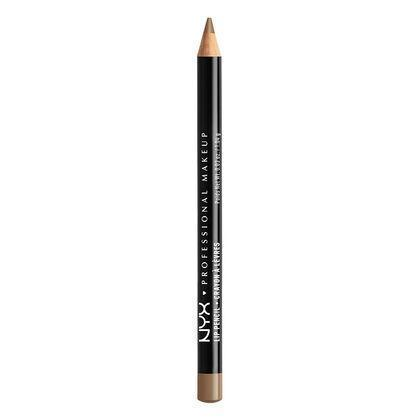 NYX Slim Lip Pencil - Brown Cafe - #SPL821