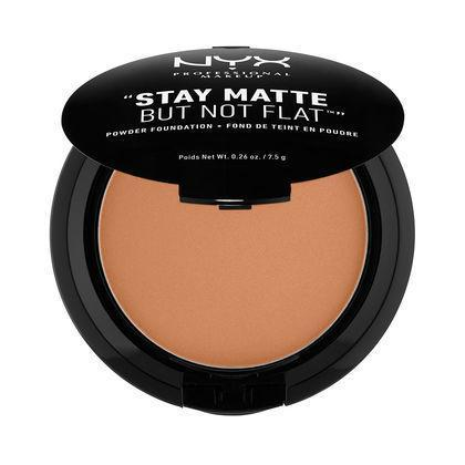 NYX Stay Matte But Not Flat Powder Foundation - Nutmeg - #SMP14