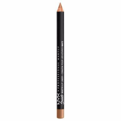 NYX Suede Matte Lip Liner - London - #SMLL33