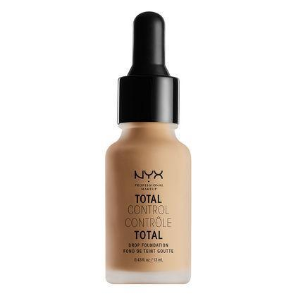 NYX Total Control Drop Foundation - Buff - #TCDF10