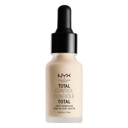 NYX Total Control Drop Foundation - Pale - #TCDF01