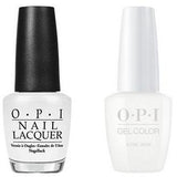 OPI - Gel & Lacquer Combo - Shellabrate Good Times!