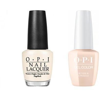 OPI - Gel & Lacquer Combo - Be There in a Prosecco