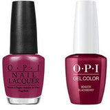 OPI - Gel & Lacquer Combo - Coral-ing Your Spirit Animal