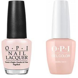 OPI - Gel & Lacquer Combo - Bubble Bath