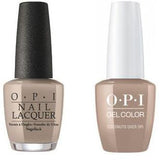 OPI - Gel & Lacquer Combo - Naughty Or Ice?