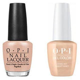 OPI - Gel & Lacquer Combo - Cozu-Melted in the Sun