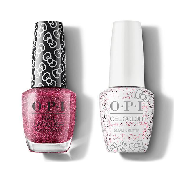 OPI - Gel & Lacquer Combo - Dream In Glitter
