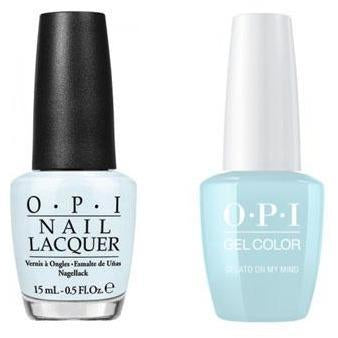 OPI - Gel & Lacquer Combo - Gelato on My Mind