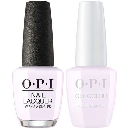OPI - Gel & Lacquer Combo - Hue Is The Artist?