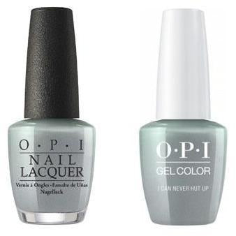 OPI - Gel & Lacquer Combo - I Can Never Hut Up