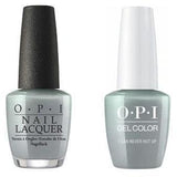OPI - Lacquer & Dip Combo - Lincoln Park After Dark