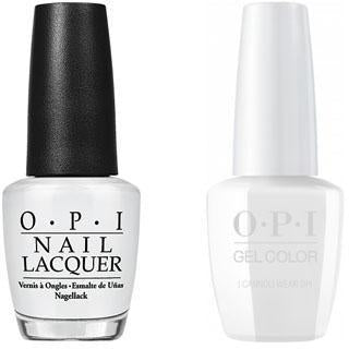 OPI - Gel & Lacquer Combo - I Cannoli Wear OPI
