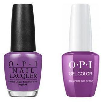 OPI - Gel & Lacquer Combo - I Manicure for Beads