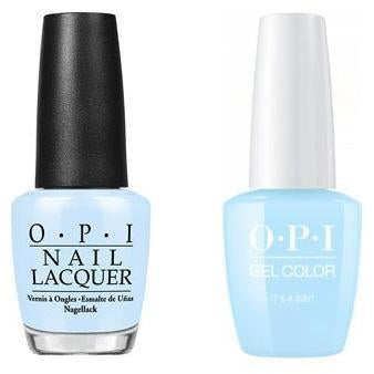 OPI - Gel & Lacquer Combo - It's A Boy!