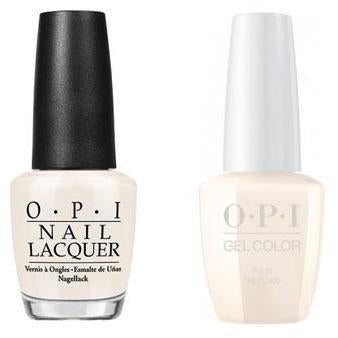 OPI - Gel & Lacquer Combo - It's in the Cloud