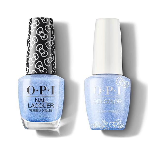 OPI - Gel & Lacquer Combo - Let Love Sparkle